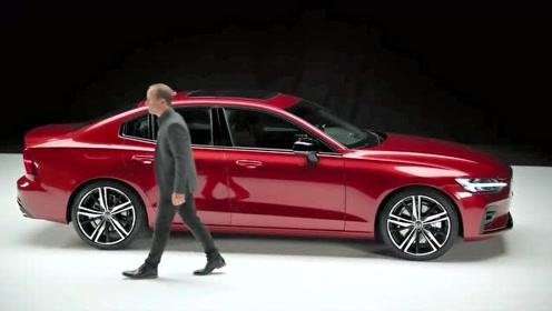 它终于来了!2019 沃尔沃Volvo S60新车发布