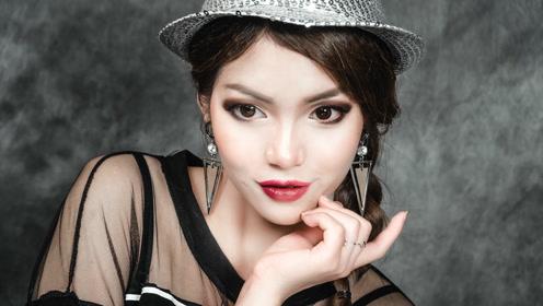 悦小舞 有了这个rapper妆,你也是嘻哈girl!