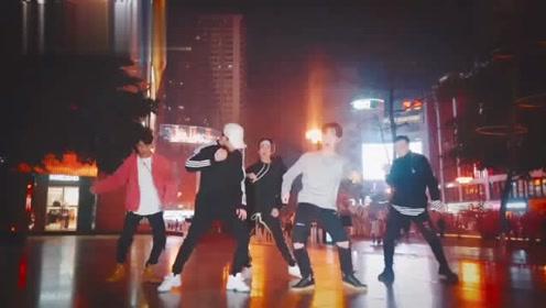 EXO《前夜》编舞街头舞蹈,喜欢小哥哥跳这个舞种