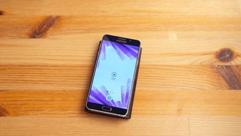 手机装上这个发明,立马变成透视眼,看穿墙壁没问题
