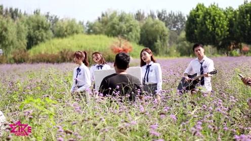 L.I.K.E《初夏》纯恋版MV拍摄花絮,唯美的画面是这么来的