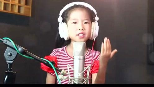 这个小女孩演唱《多看我一眼好不好》为人父母可以听一下!