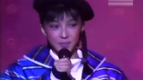 陈慧娴《跳舞街》20岁唱功就很棒了,那时的公主青春活泼