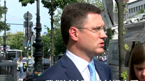 俄罗斯能源部长:我们已经准备好 延长与乌克兰的天然气合同