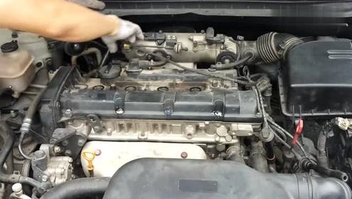 汽车发动机轻微发抖怎么办?请看更换火花塞后的变化