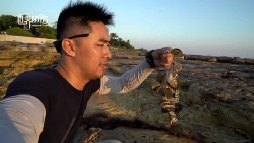 游钓天下 | 澳大利亚北领地海礁钓石斑