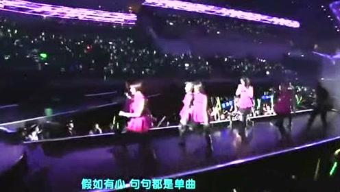 华语乐坛最强唱跳女歌手之一,实力不输蔡依林,现场美翻了!