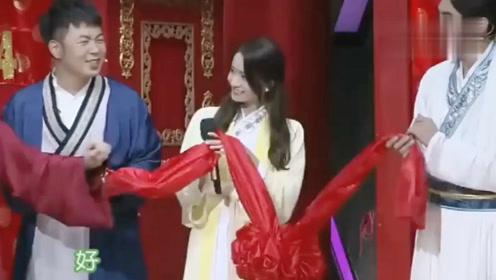 林更新和杜海涛穿着古装,跳少女时代的舞蹈,林允儿不忍直视!