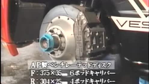 1991年土屋圭市在Team TAISAN那台GT-R R32