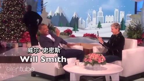 威尔·史密斯比伯BTS,到底有多少大咖在艾伦秀上被吓得一蹦三尺
