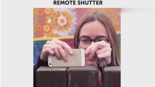手机拍照小窍门,爱自拍的你学会了几个