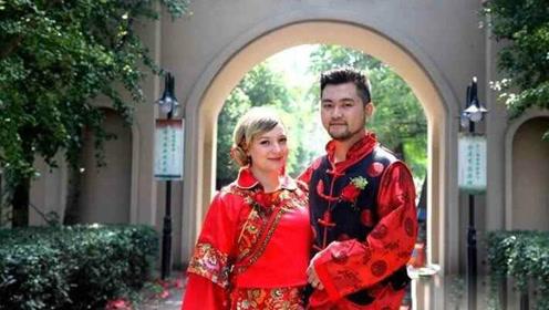 俄罗斯姑娘为什么喜欢嫁给中国男人?女人多不是唯一原因!