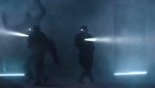 毒液VS特种作战部队,看来还是得靠进化啊!