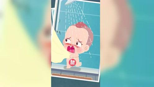 宝宝的羞羞的照片发朋友圈也没关系吗?