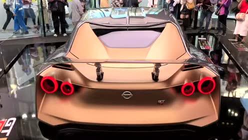 战神GT-R50实拍!