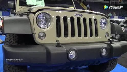2018 Jeep 牧马人 JK Sport 4x4