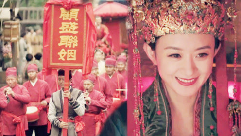 """《知否》抢先知:顾二叔通过""""迂回战术""""娶到明兰,婚礼轰动整个京城"""