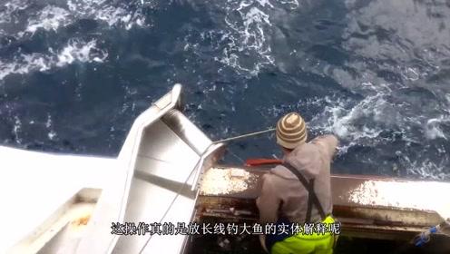 这是什么钓鱼方式?大鱼连绵不绝得上船,渔民都忙不过来了