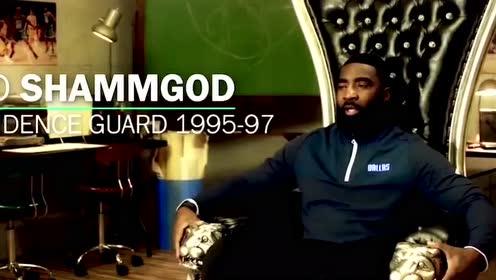 美国街球场的领军人物,自创神技NBA球星们都在用