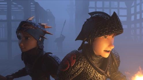 《驯龙高手3》刘昊然配音特辑 国民少年配音初体验声入人心