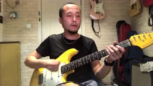 大叔如何即兴弹奏电吉他,详解SHUFFLE(8)