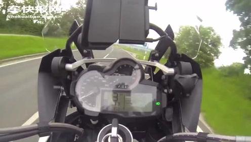 宝马R 1200 GS提速快吗?看实践证明