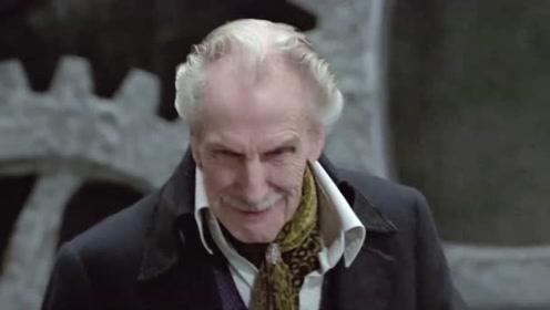 爱德华回想往事,想起自己的父亲,创造他时的场景