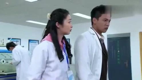 芮芮带窦兆辉来到实验室,看到数据有些吃惊,出点差错就付之东流