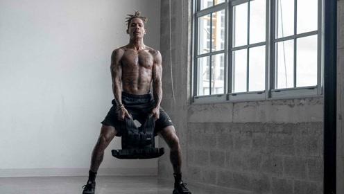健身别忘了练腿:在家就能做的下肢训练