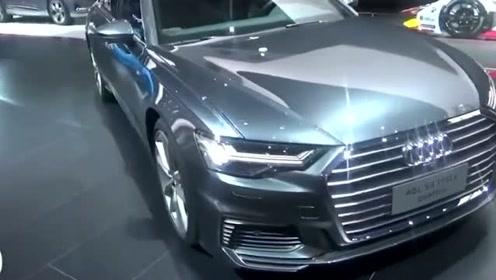 2020款奥迪A6L,看了这颜值和内饰,还要宝马5系吗?