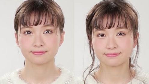 让平常的发型时髦度增加2成的技巧
