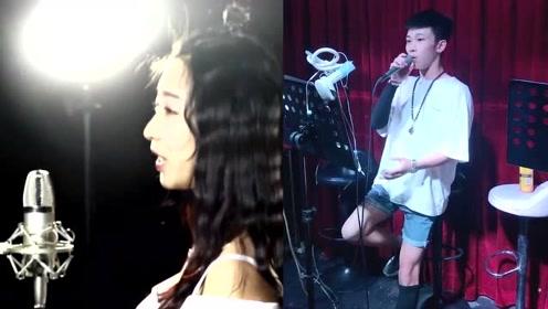 甜美小姐姐翻唱《雨蝶》PK酒吧歌手,网友:被惊艳到了!
