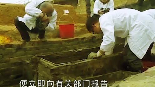 奇闻趣事:工地挖出千年古墓,棺内女尸居然会发出声音