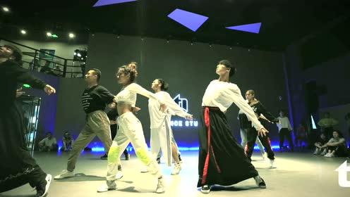 五一集训 小君君和乐乐舞蹈展示