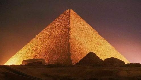 神秘金字塔设计图纸现世!距今4500年,考古学家:这文字我看不懂