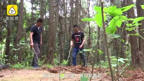 5人远赴千里盗古墓刚挖三米洞就被发现:有盗洞就构成犯罪