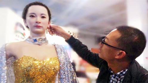 日本推出最新美女机器人,竟能定制多种功能,网友:这是要逆天?