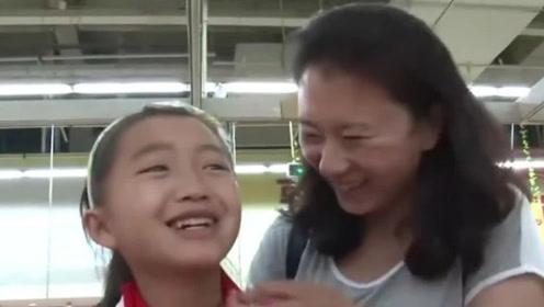 农村女孩第一次见海鲜,当她闻了之后的表情,让城市妈妈一脸嫌弃!