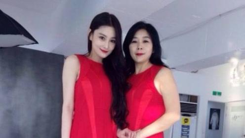 妈妈比女儿还漂亮的母女照曝光:张馨予像姐妹,刘亦菲自黑最难看