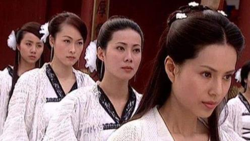 18年前《杨门女将》美女如云,小龙女英气足,还有黄磊妻子孙莉