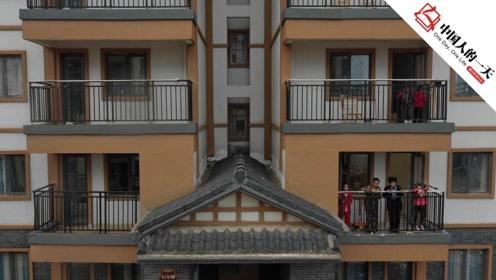 贵州溜索村最后一户已搬迁 新房四室一厅