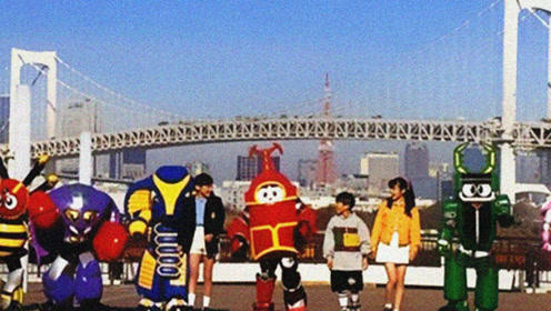 22年过去了!引领时尚狂潮的《铁甲小宝》主演们现状令人慨叹