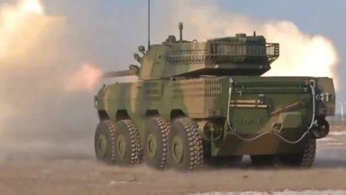 干炮刺激_陆军多型火力装备实弹连贯射击,打完就跑真刺激