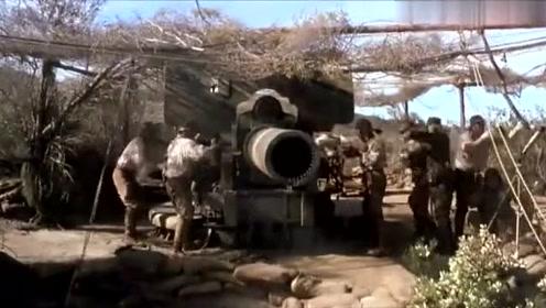 一部从头打到尾的战争片,都不舍得快进一秒,这大炮可以打一座城