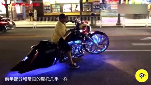 5辆最炫酷的机车摩托,所有男人的终极梦想,有你喜欢的吗?