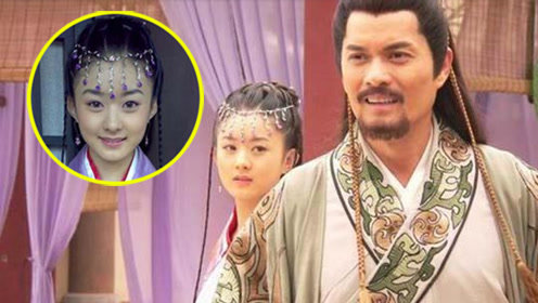 赵丽颖第一部戏被禁播14年 主演阵容造型秒杀现在的热门电视剧