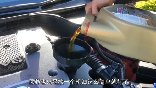 保养时换个机油就行了,错的离谱,这三个零件不换相当于没保养