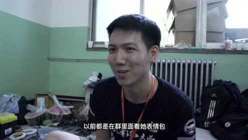 RM2019中部分区赛 天津理工小哥采访