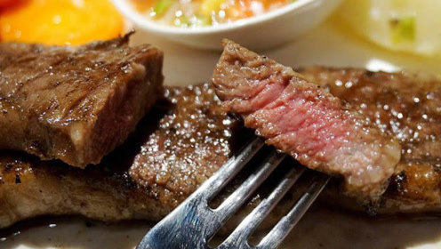 美国人、中国人吃牛肉,到底有啥不同呢?