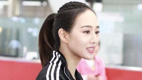 张钧甯机场秀从不刻意打扮,素颜更是美出新高度!